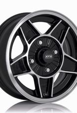 "Autec Wheels ATS  ""CLASSIC"" 7 x 13 - 5,5  x  15  Audi , Seat,Skoda,VW usw"