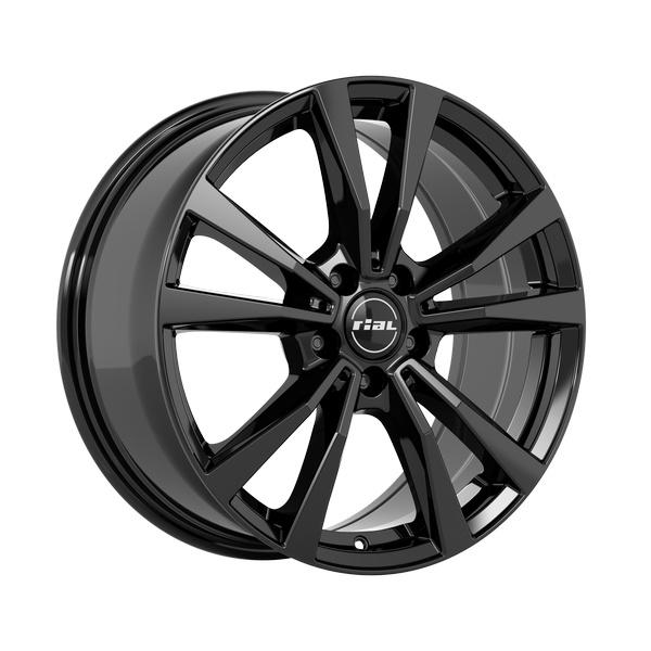 "Rial Wheels RIAL  ""M12"" 7 x 17 - 8  x  18  Audi ,Mercedes,Seat,Skoda,VW"