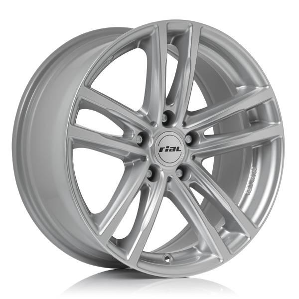 "Rial Wheels RIAL  ""X10"" 5 x 19 - 9  x  19  Audi ,Mercedes,Seat,Skoda,VW"