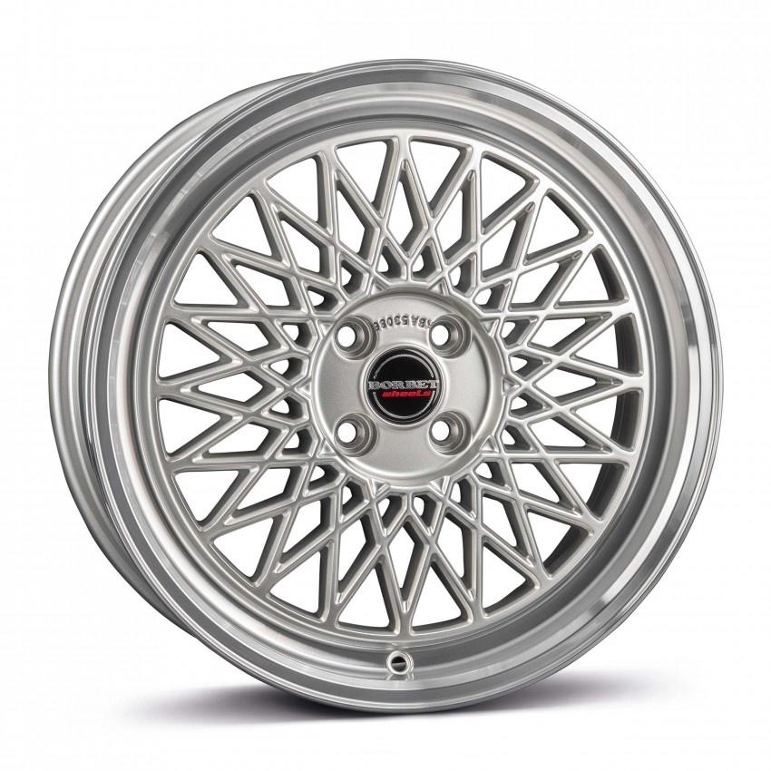 "Borbet Wheels BORBET  WHEELS ""B""   7 x 17  -  8,5  x 20"