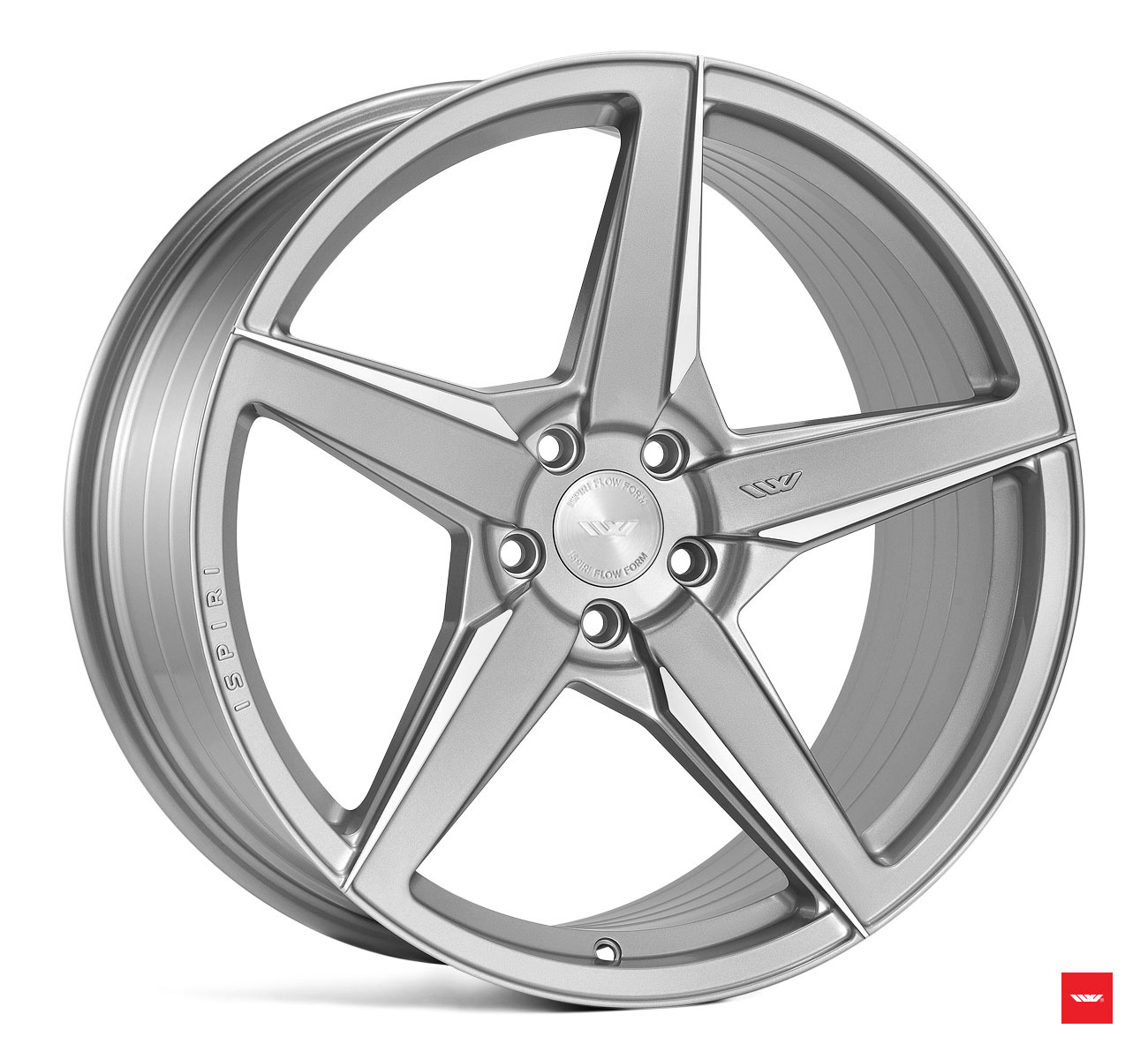 "Ispiri Wheels IW  WHEELS ""FFR5""   8,5  x 20 - 10,5 x 21"