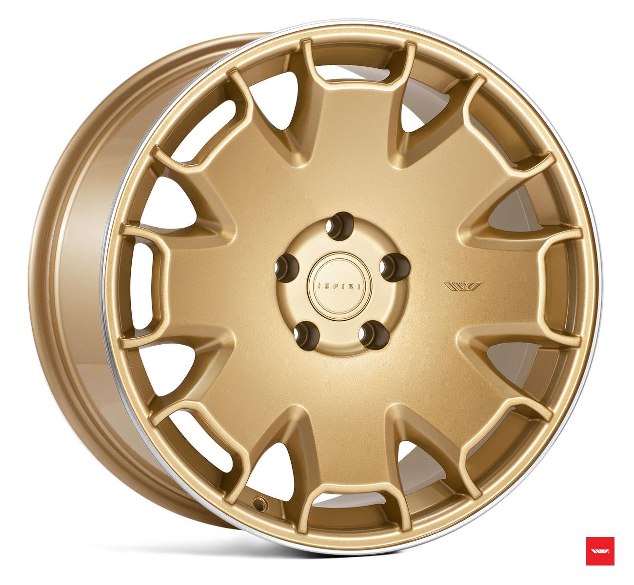 "Ispiri Wheels IW  WHEELS ""CSR2""   8,5  x  18 - 10 x 19"