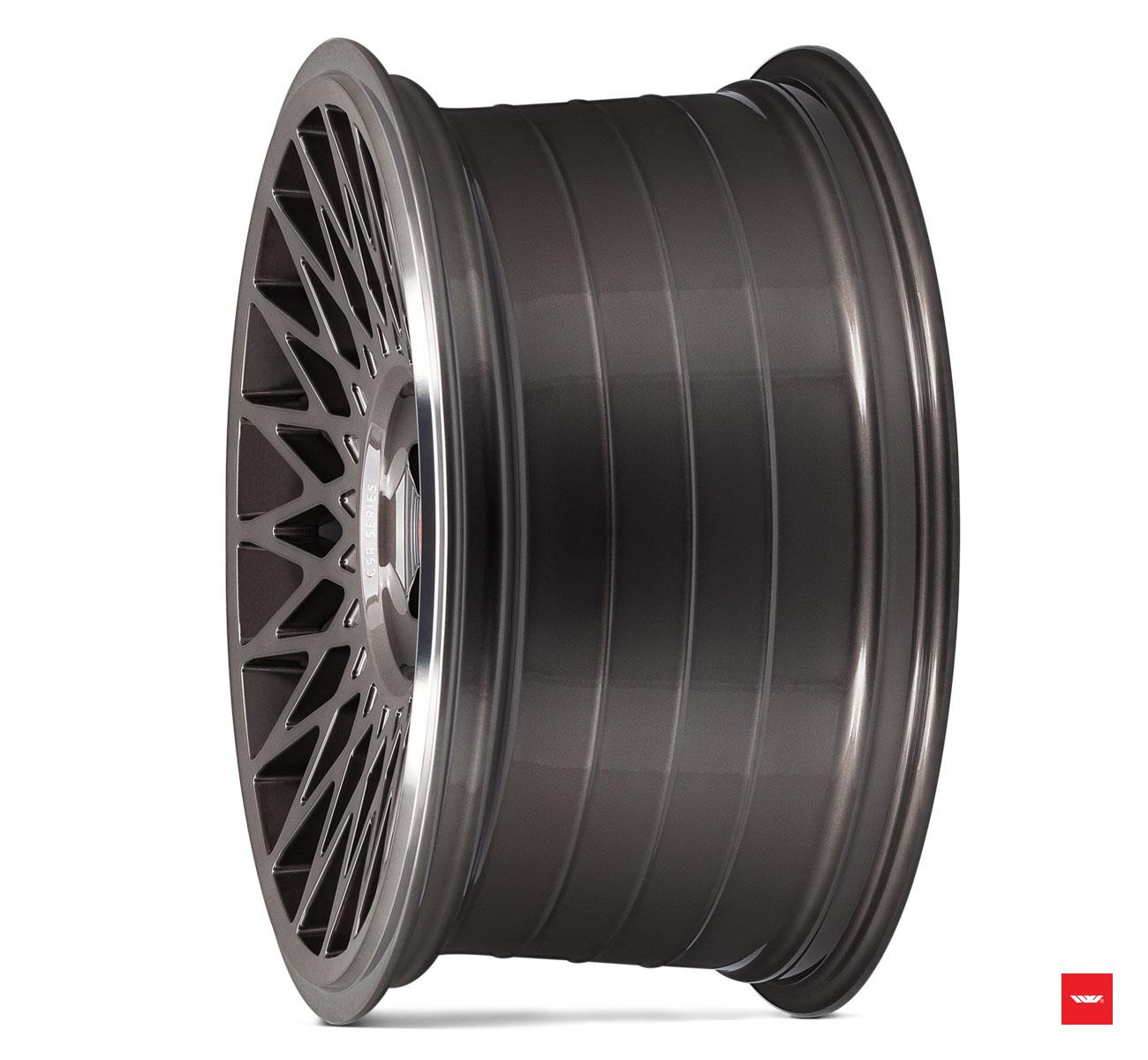 "Ispiri Wheels IW  WHEELS ""CSR-FF4""   8,5  x  18 - 9,5 x 19"