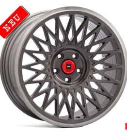 "Ispiri Wheels IW  WHEELS ""CSR-FF4""   8,5  x  18 - 9,5 x 19"