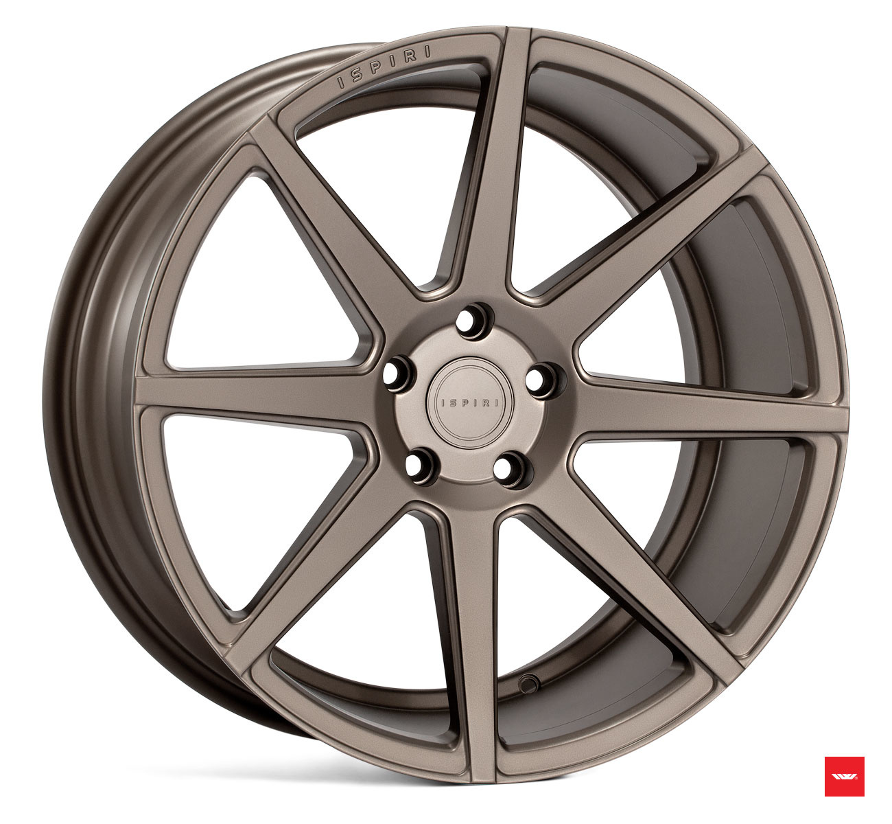 "Ispiri Wheels IW  WHEELS ""ISR8""   8,5  x  19 - 10,5 x 20"