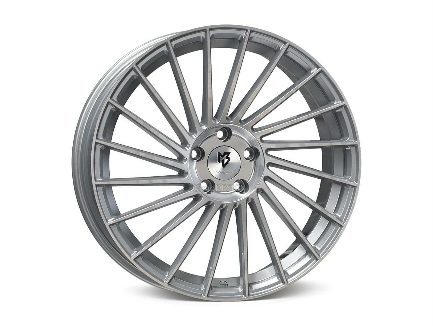 "MB Design MB DESIGN  WHEELS  ""VR-3""  18"",19"",20"""