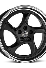 "MB Design MB DESIGN  WHEELS  ""TURBO  ""  19"""