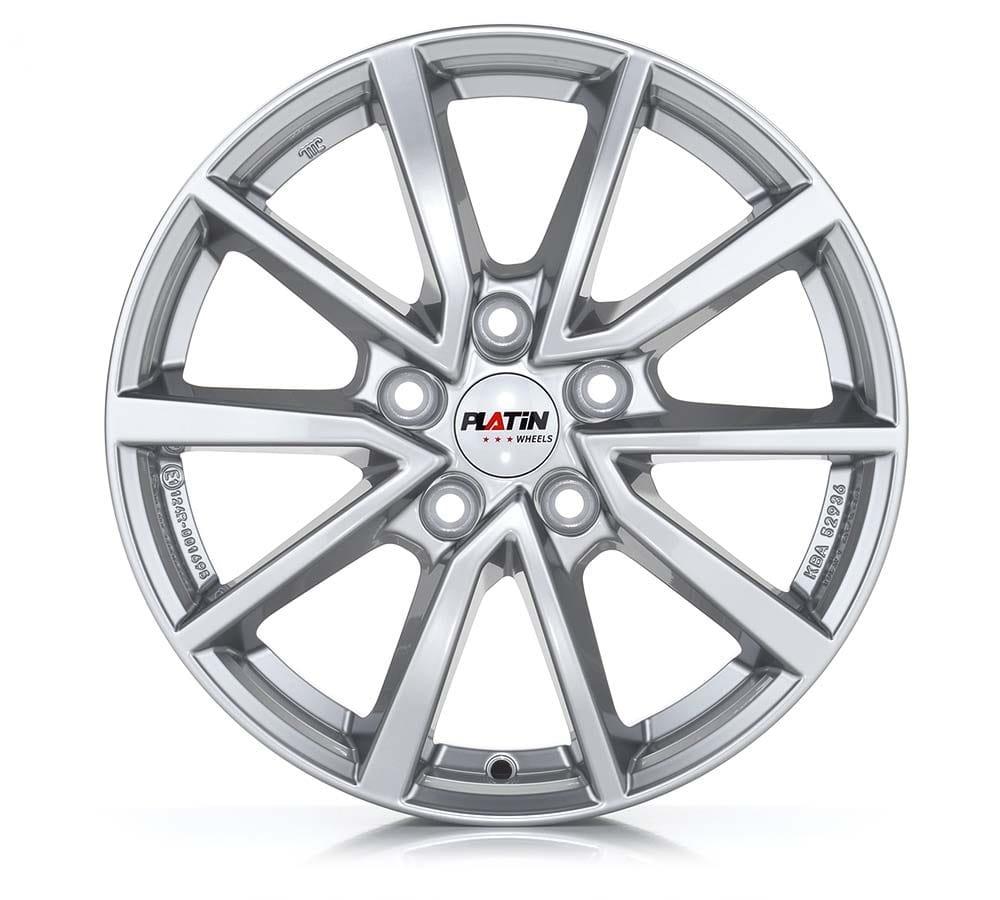 "Platin Wheels PLATIN   WHEELS  ""P95""  16"""
