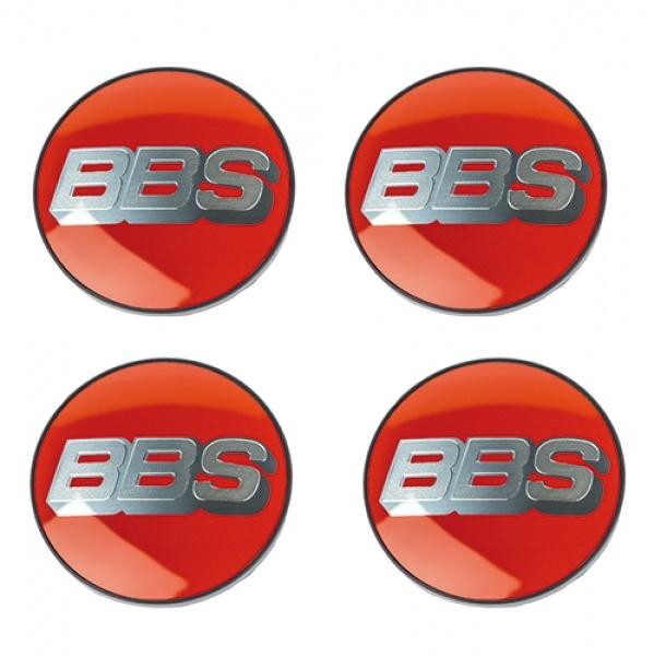 BBS Wheels Symbolscheiben 64,5 mm für Zentralverschlußkit für BBS (CH-HR/II) Felgen