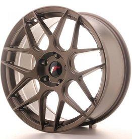 Japanracing Wheels JR 18   8,5 x 18 - 9,5 x 19  mit /ohne TGA / Festigkeit.