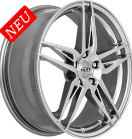 "Dotz Wheels DOTZ WHEELS ""INTERLAGOS"" ab 7,5 x 17 -  7,5 x 19"