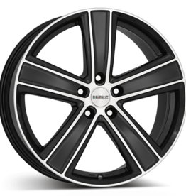 "Dezent DEZENT  WHEELS ""TH"" ab  6,5 x 16 -  9 x 20"