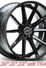 """Vossen Wheels Vossen Wheels """"VFS-1"""" 11 x 20   - 10,5 x 22"""