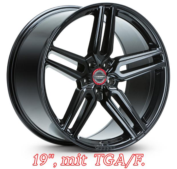 """Vossen Wheels Vossen Wheels """"HF1"""" 8,5 x 19  - 12 x 22"""