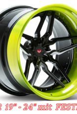 """Vossen Wheels Vossen Wheels """" HC2 """"   8 x 18 -10 x 24"""