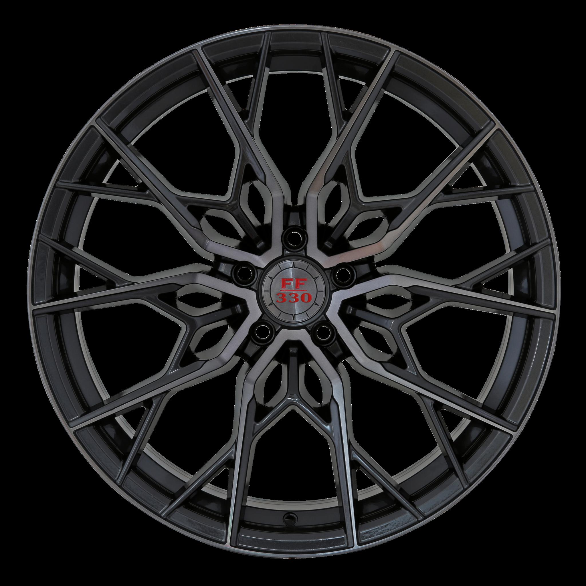 "Advance Wheels ADVANCED  WHEELS ""AV330"" ab  8,5 x 20"