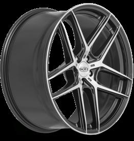 "Dotz Wheels DOTZ WHEELS ""LAGUNA SECCA"" ab 8 x 19 - 10 x 21"