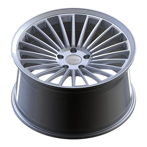 "Advance Wheels ""R330 "" 9 x 20  Audi ,BMW, Honda , Hyundai , Kia , Opel , Saab , Rover , Seat , Skoda , Subaru , VW ...."
