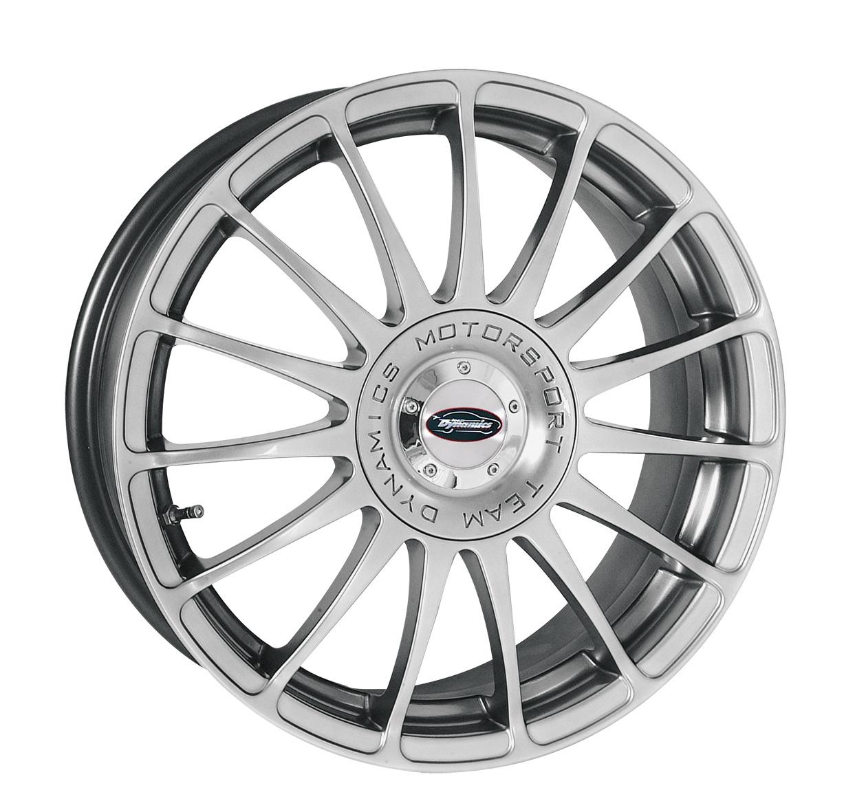 "TD Wheels TD Wheels  ""Monza R""  7 x 17 - 7,5 x 18"