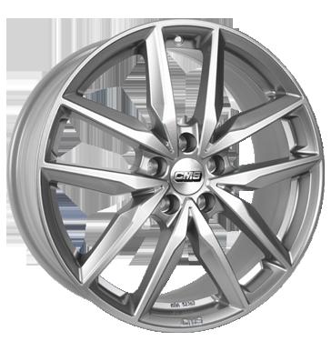 "CMS Wheels CMS  WHEELS ""C28""   7 x 17  -  7,5 x  19"