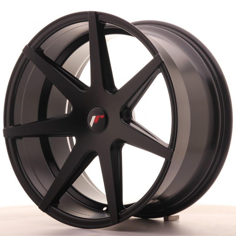 Japanracing Wheels JR20   8,5 x 19 -  10 x 20  mit TGA /Festigkeit.