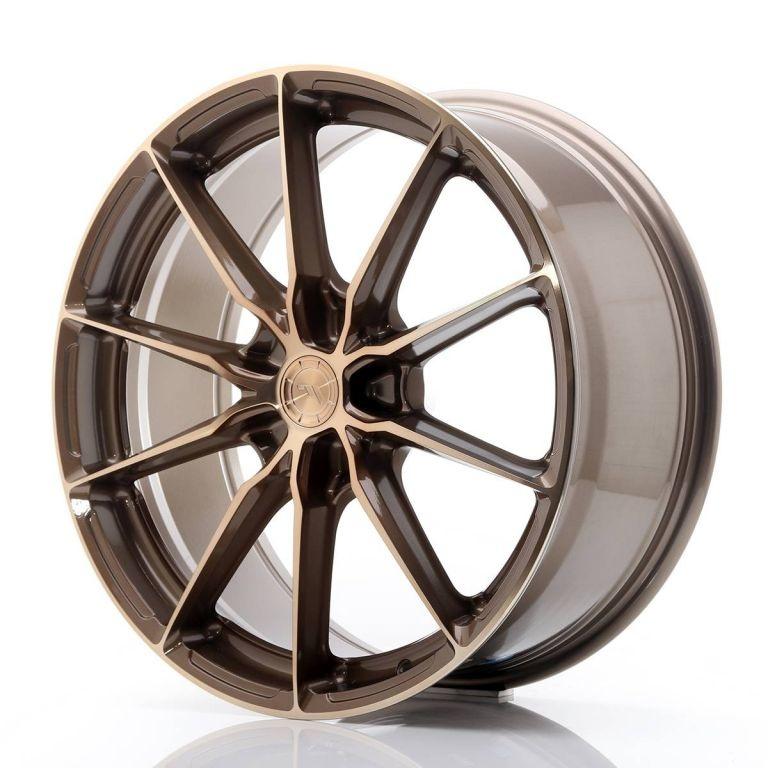 Japanracing Wheels JR37   8,5 x 19 -  8,5 x 20  mit TGA /Festigkeit.