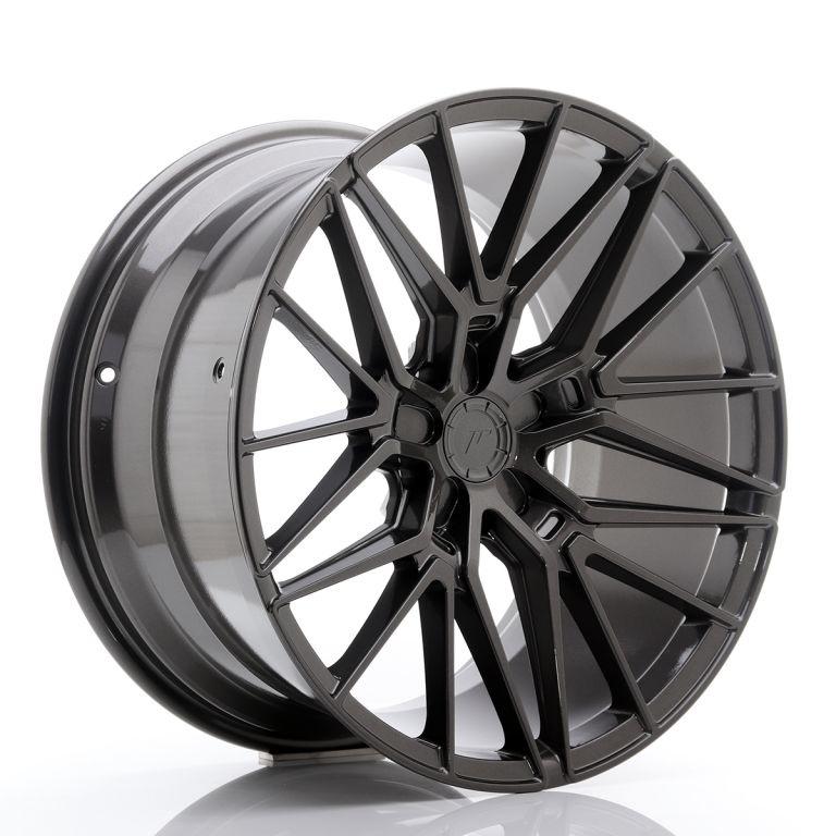 Japanracing Wheels JR38   8,5 x 19 -  10,5 x 20  mit TGA /Festigkeit.