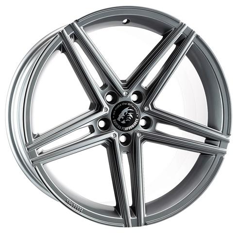 "Damina Wheels DAMINA ""DM04"" 8 x 18 - 8,5 x 19"