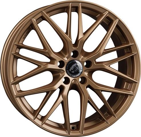 "Damina Wheels DAMINA ""DM08""  8 x 18 - 8,5 x 19"