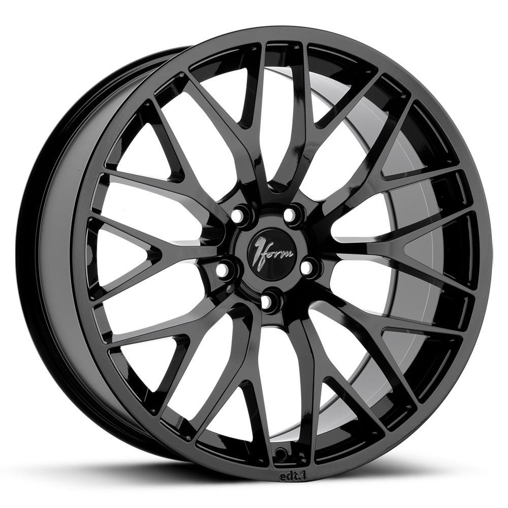 1Form Wheels EDT1 |  8,5 x 18 - 9 x 20 ohne  TGA / Festigkeit.
