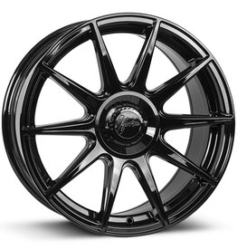 1Form Wheels EDT3 |  8,5 x 18 ohne  TGA / Festigkeit.