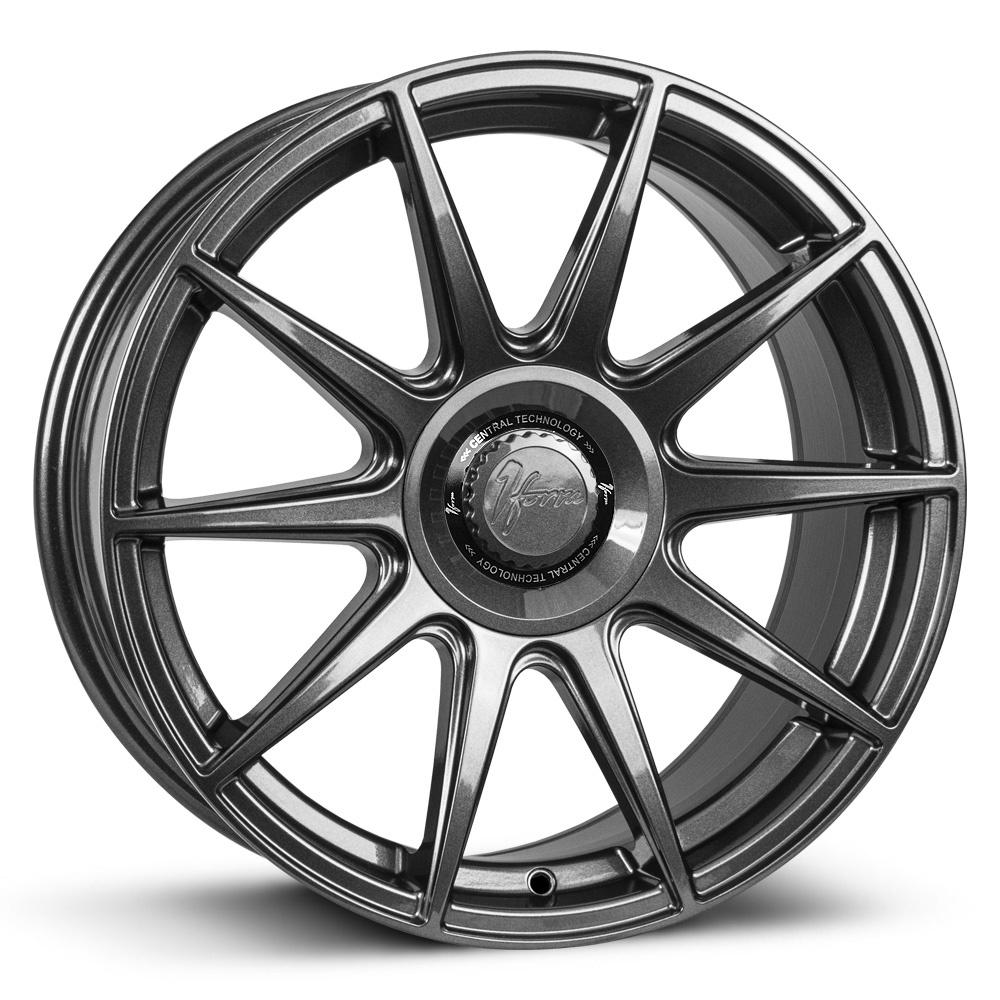 1Form Wheels EDT2 |  8,5 x 18 ohne  TGA / Festigkeit.