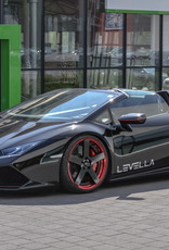 Levella Dreiteilige  Schmiederäder für Lamborghini Huracan / Audi R8  |  9 x 20 + 12,5 x 21    TGA / Festigkeit.