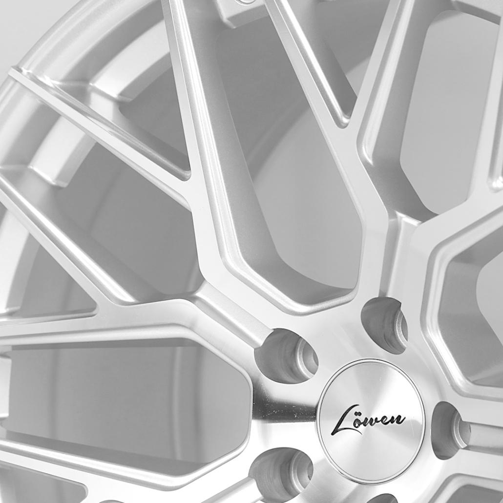 FS Wheels LÖWEN C17    9 x 20 + 10,5 x 20    TGA / Festigkeit.