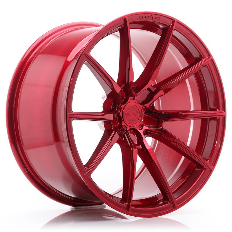 """Concaver Wheels CONCAVER  4  NEU!!! 19""""/20""""/21""""/22"""" mit TGA"""