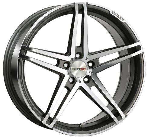 """Motec Wheels Motec Wheels """"XTREME"""" 8,5 x 18 - 11 x 20passend für viele gängige KFZ Typen"""