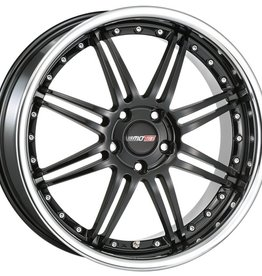 """Motec Wheels Motec Wheels """" Antares"""" 8 x 18 passend für viele gängige KFZ Typen"""