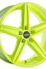 """Oxigin Wheels Oxigin """"18 Concave """" 10,5 x 20 """" Festigkeitsgutachten """"Neon"""""""
