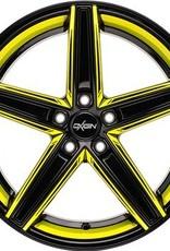 """Oxigin Wheels Oxigin """"18 Concave """" 9,5 x 19 """" Festigkeitsgutachten """"Neon"""""""
