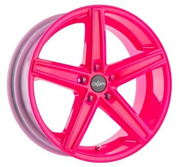 """Oxigin Wheels Oxigin """"18 Concave """" 8,5 x 19 """" Festigkeitsgutachten """"Neon"""""""
