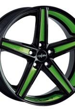 """Oxigin Wheels Oxigin """"18 Concave """" 7,5 x 19 """" Audi,BMW,Ferrari,Lamborghini,Mercedes,Porsche,VW.....""""FOLIERT"""""""