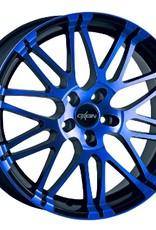"Oxigin Wheels Oxigin ""14 Oxrock"" 7,5 x 17 Audi,Dacia,Honda,Hyundai,Kia,Nissan,Rover,Skoda,Suzuki,Toyota,VW .....neon,polish,Folie"