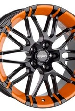"Oxigin Wheels Oxigin ""14 Oxrock"" 8,5 x 19 Audi,Dacia,Honda,Hyundai,Kia,Nissan,Rover,Skoda,Suzuki,Toyota,VW .....neon,polish,Folie"