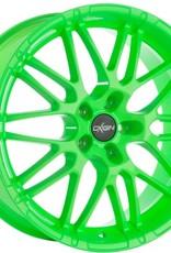 "Oxigin Wheels Oxigin ""14 Oxrock"" 9,5 x 20 Audi,Dacia,Honda,Hyundai,Kia,Nissan,Rover,Skoda,Suzuki,Toyota,VW .....neon,polish,Folie"