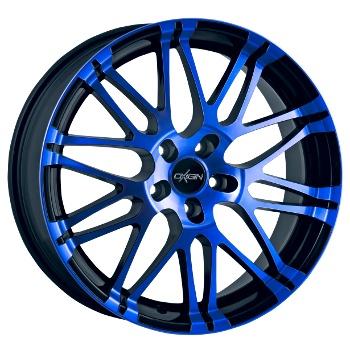 "Oxigin Wheels Oxigin ""14 Oxrock"" 11 x 20 Audi,Dacia,Honda,Hyundai,Kia,Nissan,Rover,Skoda,Suzuki,Toyota,VW .....neon,polish,Folie"
