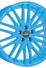 "Oxigin Wheels Oxigin ""19 Oxspoke"" 7,5 x 17 Audi,Dacia,Honda,Hyundai,Kia,Nissan,Rover,Skoda,Suzuki,Toyota,VW .....neon,Folie - Copy"