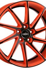 "Oxigin Wheels Oxigin ""20 Attraction"" 8,5 x 18 Audi,Dacia,Honda,Hyundai,Kia,Nissan,Rover,Skoda,Suzuki,Toyota,VW .....neon,Folie"