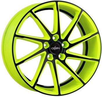"Oxigin Wheels Oxigin ""20 Attraction"" 10,5 x 20 Audi,Dacia,Honda,Hyundai,Kia,Nissan,Rover,Skoda,Suzuki,Toyota,VW .....neon,Folie"