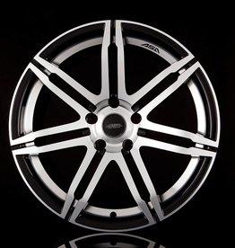 "TEC Speedwheels GT2 ""EVO"" 7,5 x 17 Audi,Daewoo,Fiat,Honda,Kia,Lancia,Mini,Rover,Seat,Skoda,VW ....."
