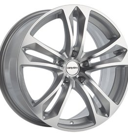 "Carmani Wheels Carmani "" 5 Arrow "" 6,5 x 15 Audi,Ford,Fiat,Mercedes,Mitsubishi,Nissan,Renault,Seat,Skoda,VW ....."
